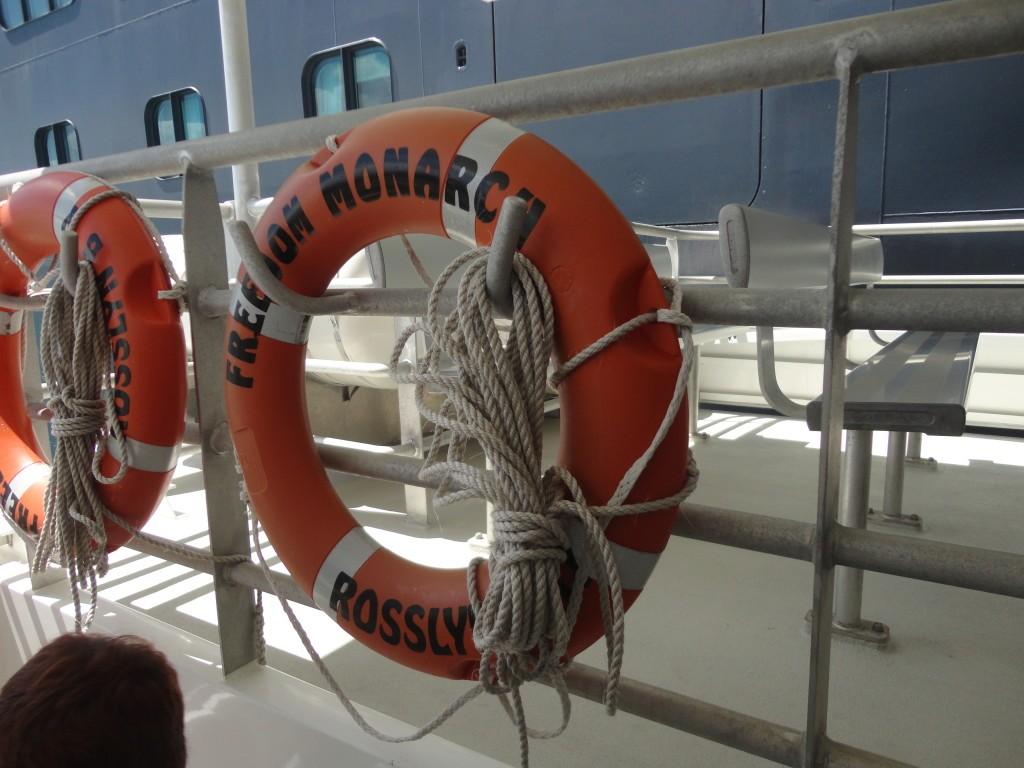 Rosslyn Bay Freedom Fastcat