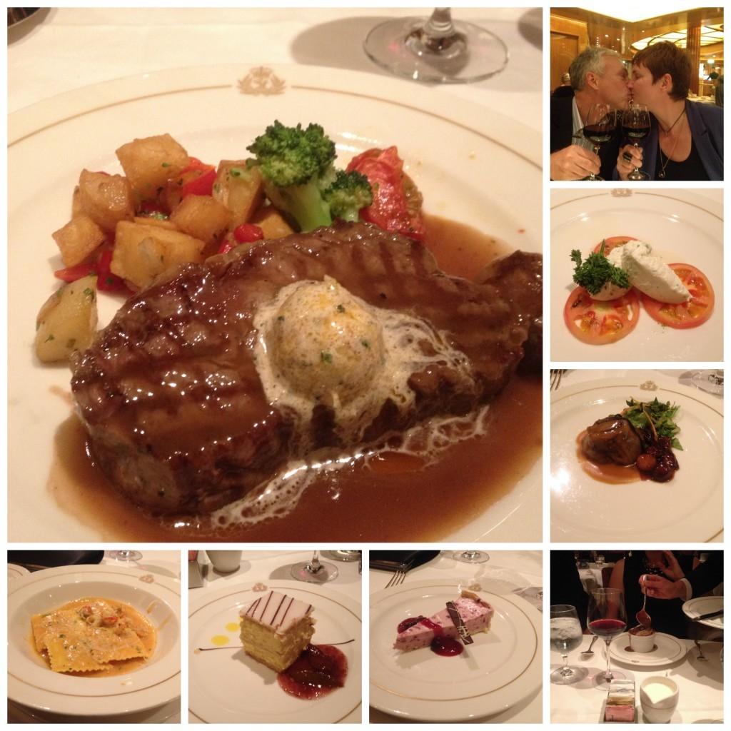 Britannia dinner