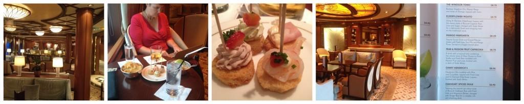 Cafe Carinthia pre dinner drinks