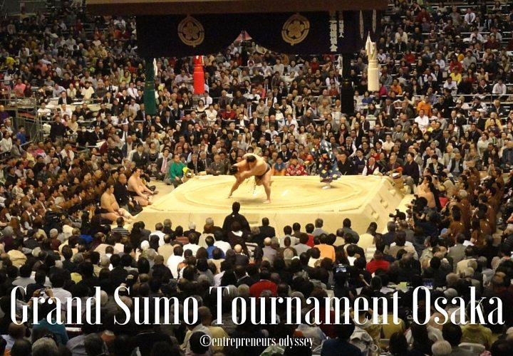 Grand Sumo Tournament Osaka (4)