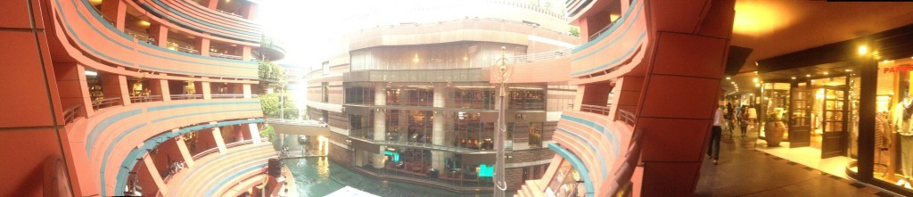 Canal City in Hakata