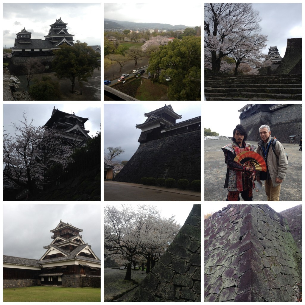 Images from Kumamoto castle