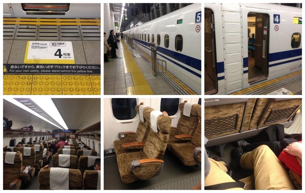 Japan's Shinkansen experience