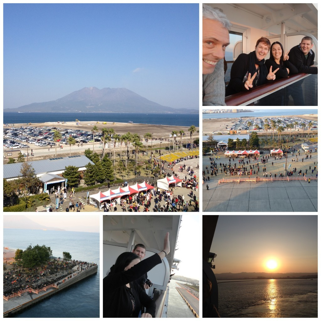 Images from Leaving Kagoshima