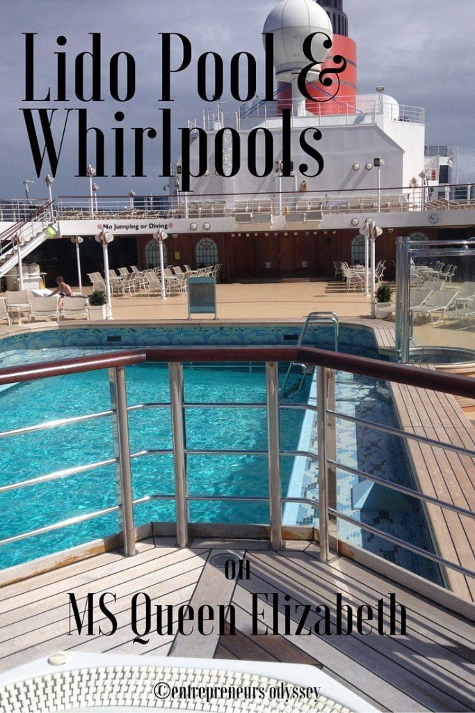 Lido Pool & WhirlpoolsMS Queen Elizabeth