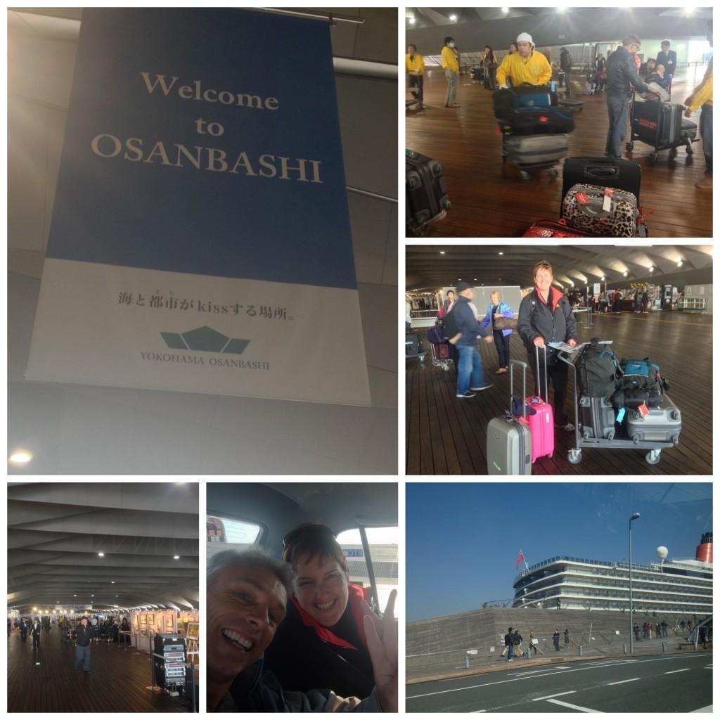 Osanbashi Cruise Terminal Yokohama