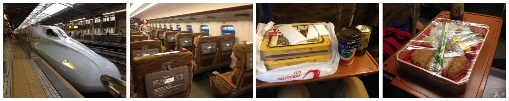 Shinkansen & Bento box
