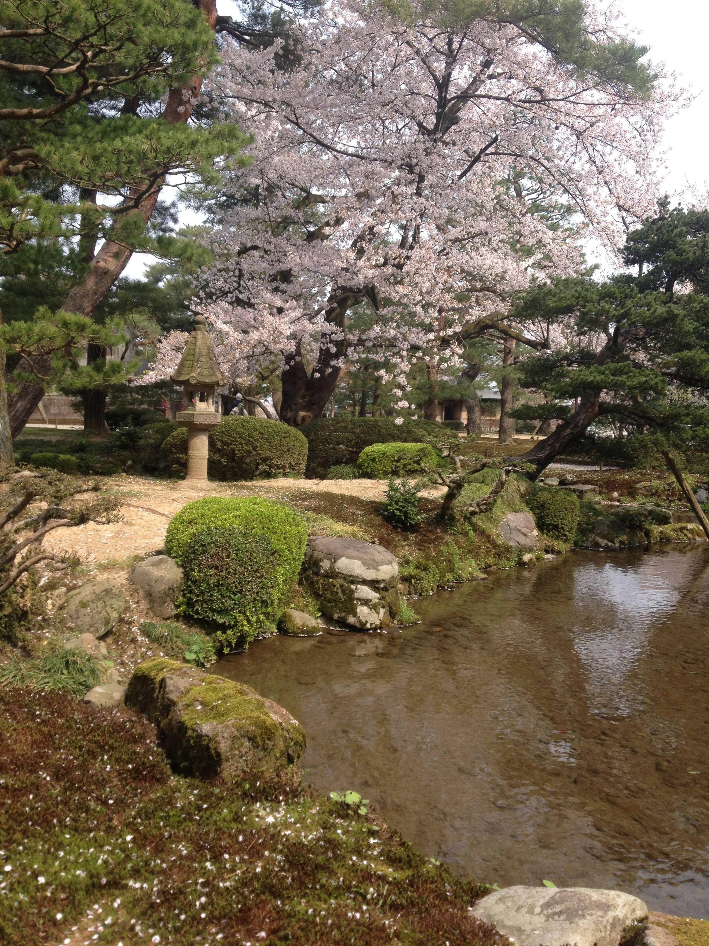 Kanazawa Castle and Kenrokuen Gardens Well Worth a Visit ...