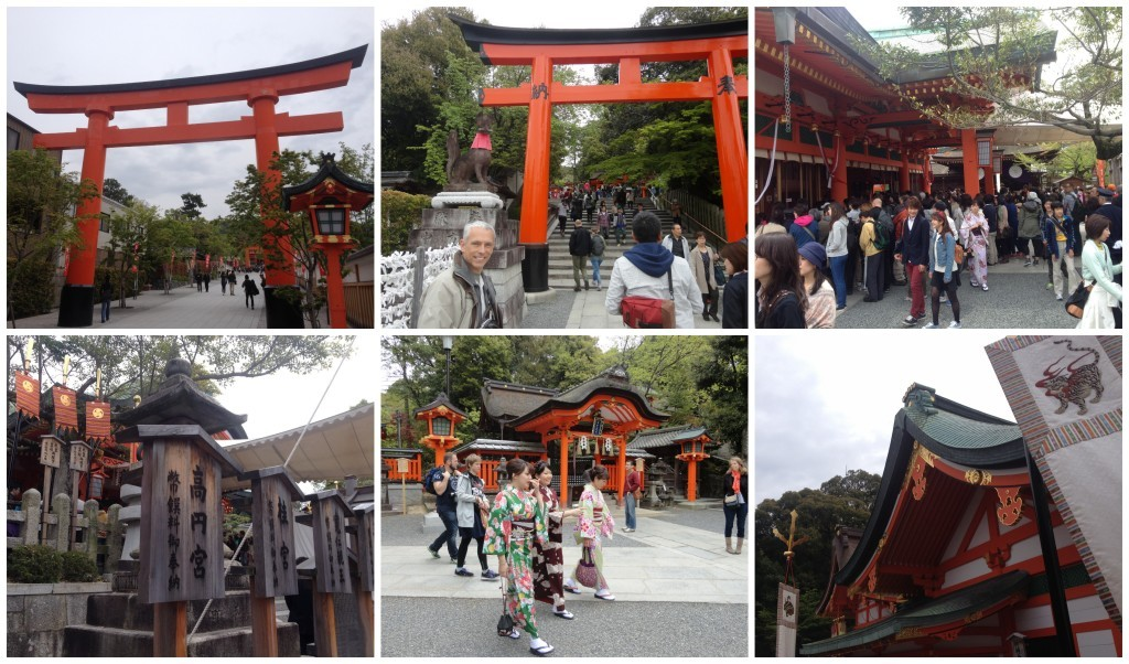 Images from the shrine