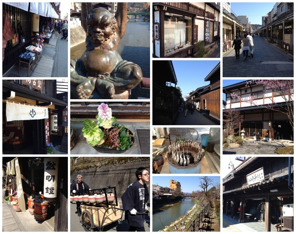 Images from the streets of Takayama