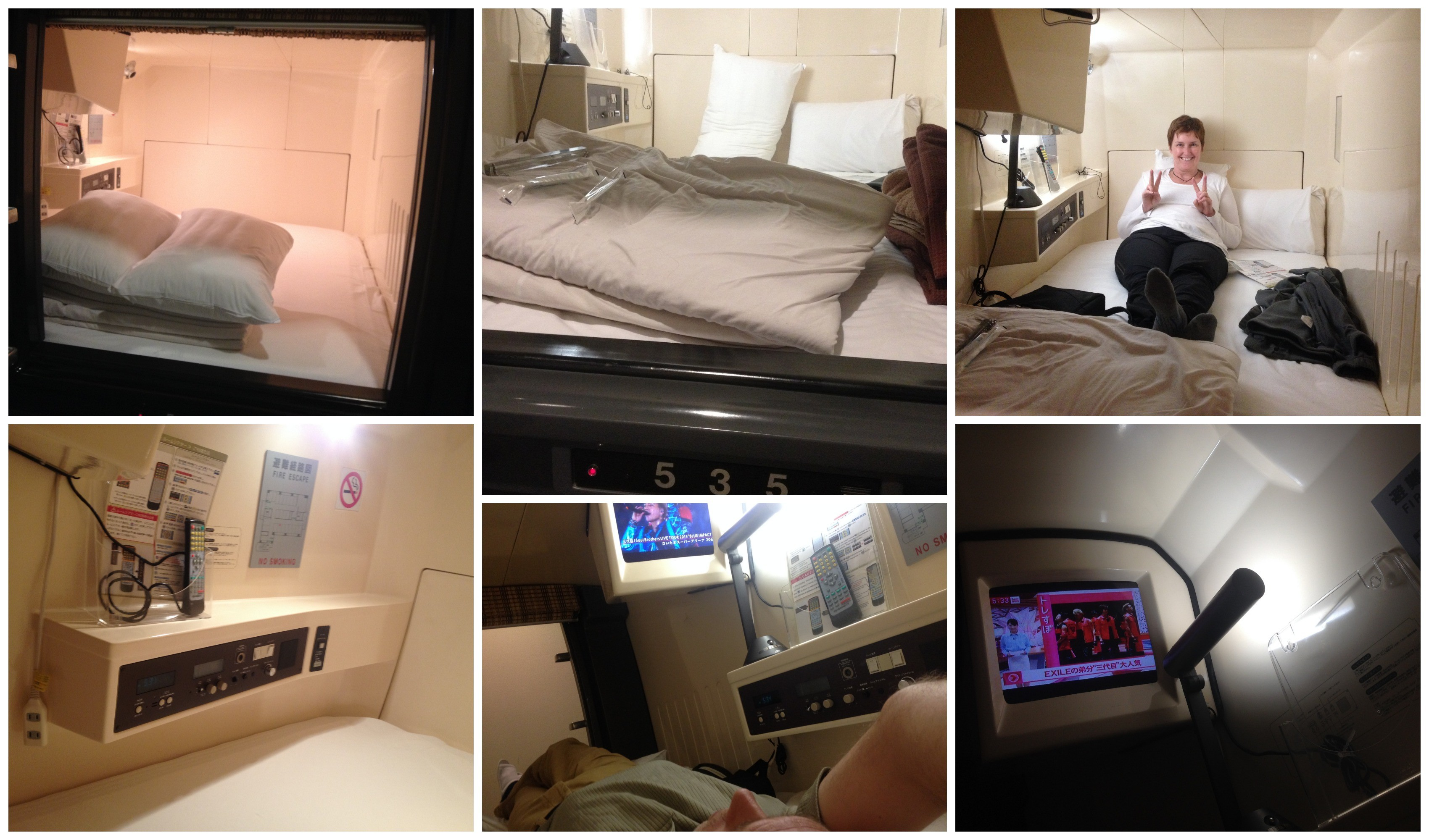 What To Expect When Staying In A Capsule Hotel In Japan
