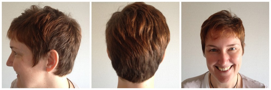 Japanese Hair Cut for Moni Collage