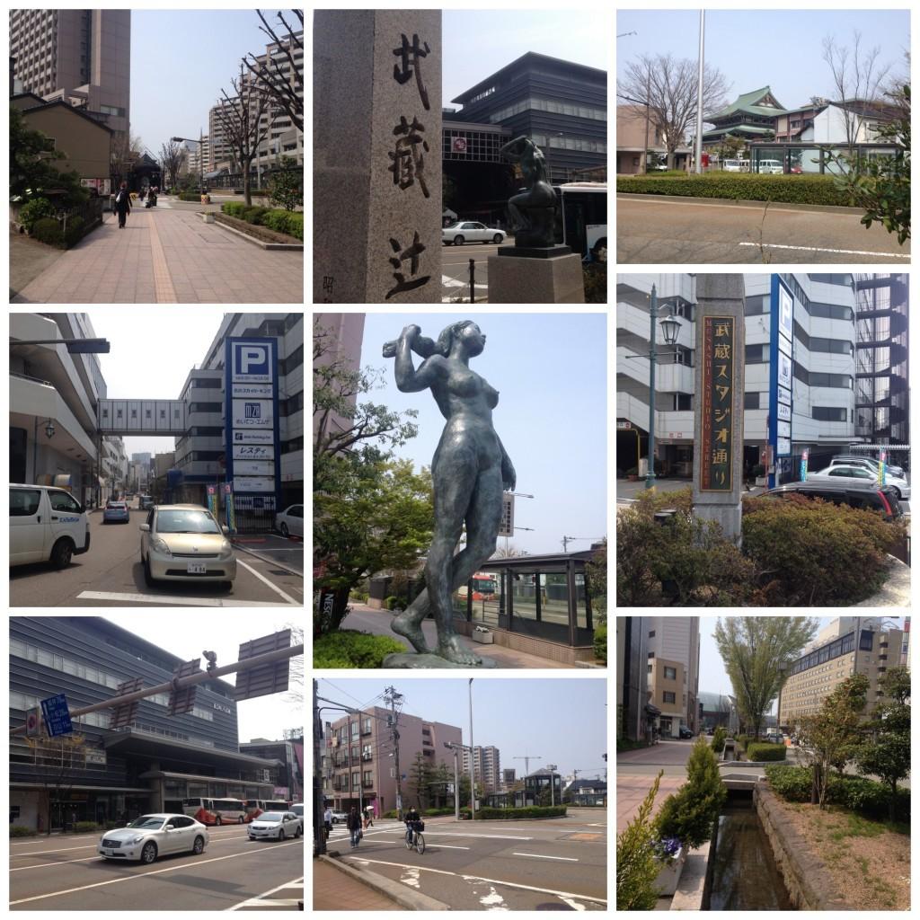 Kanazawa street images