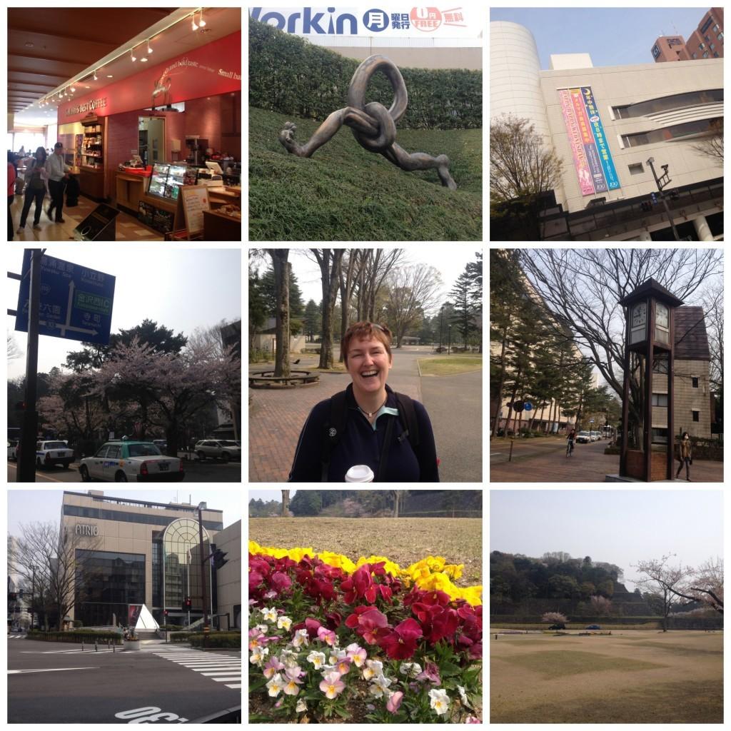 Kanazawa street views