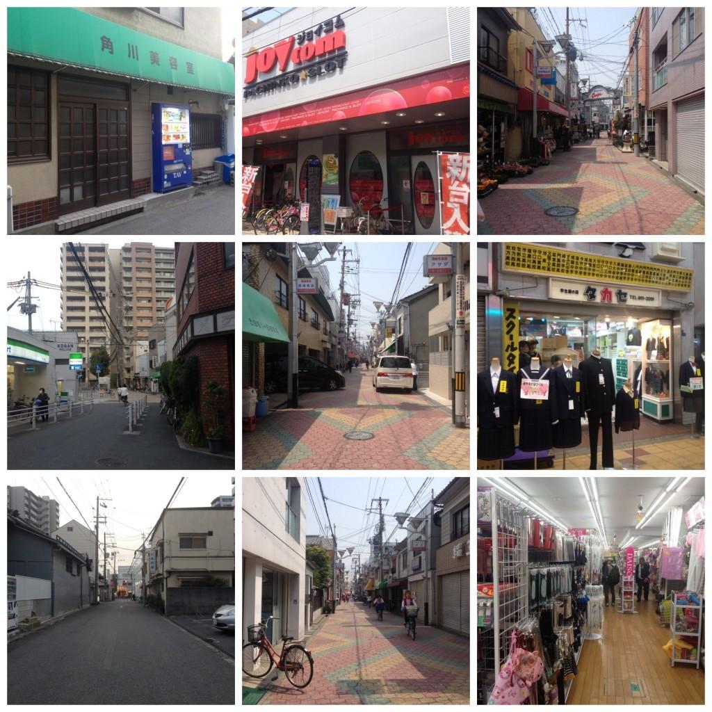More street views in Sembayashi