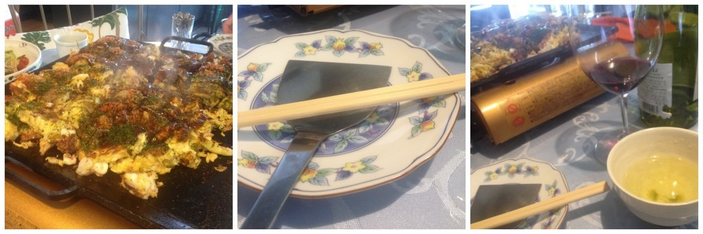 Osaka Okonomiyaki Toshi style