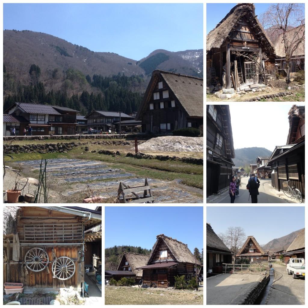 Images from Shirakawa-go