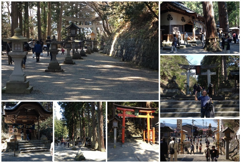 Images from the Hie Jinja Shrine in Takayama