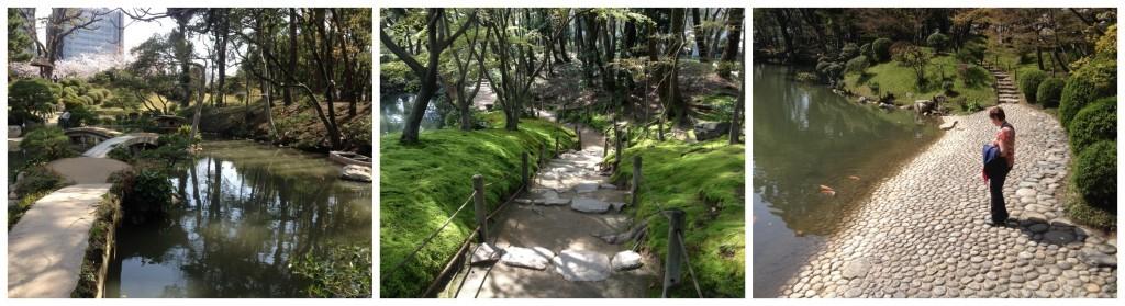 images from Shukkeien garden