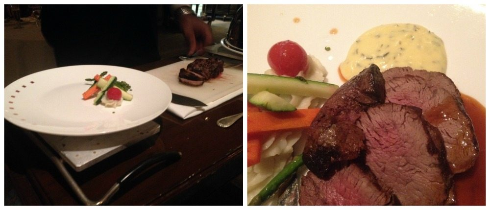 Carve the Chateaubriand