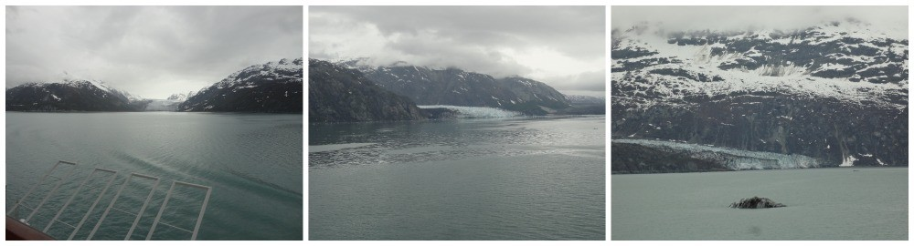Easing our way through Glacier Bay