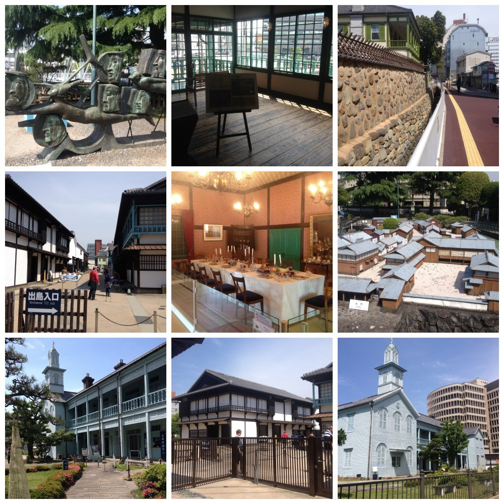 Images from Dejima