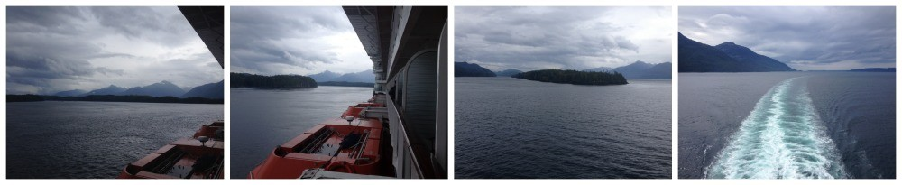 Images from the Inside Passage