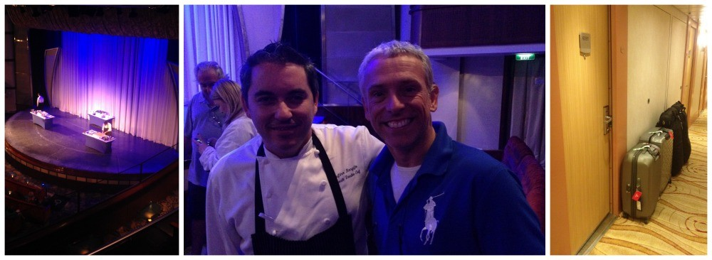 Top Chef on Celebrity Millennium with Chef Rufino