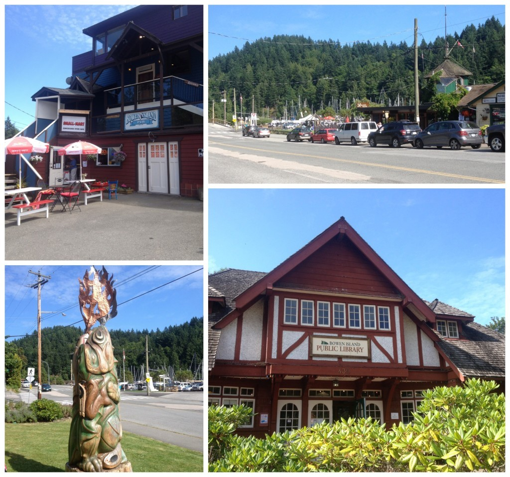Images from Bowen Island