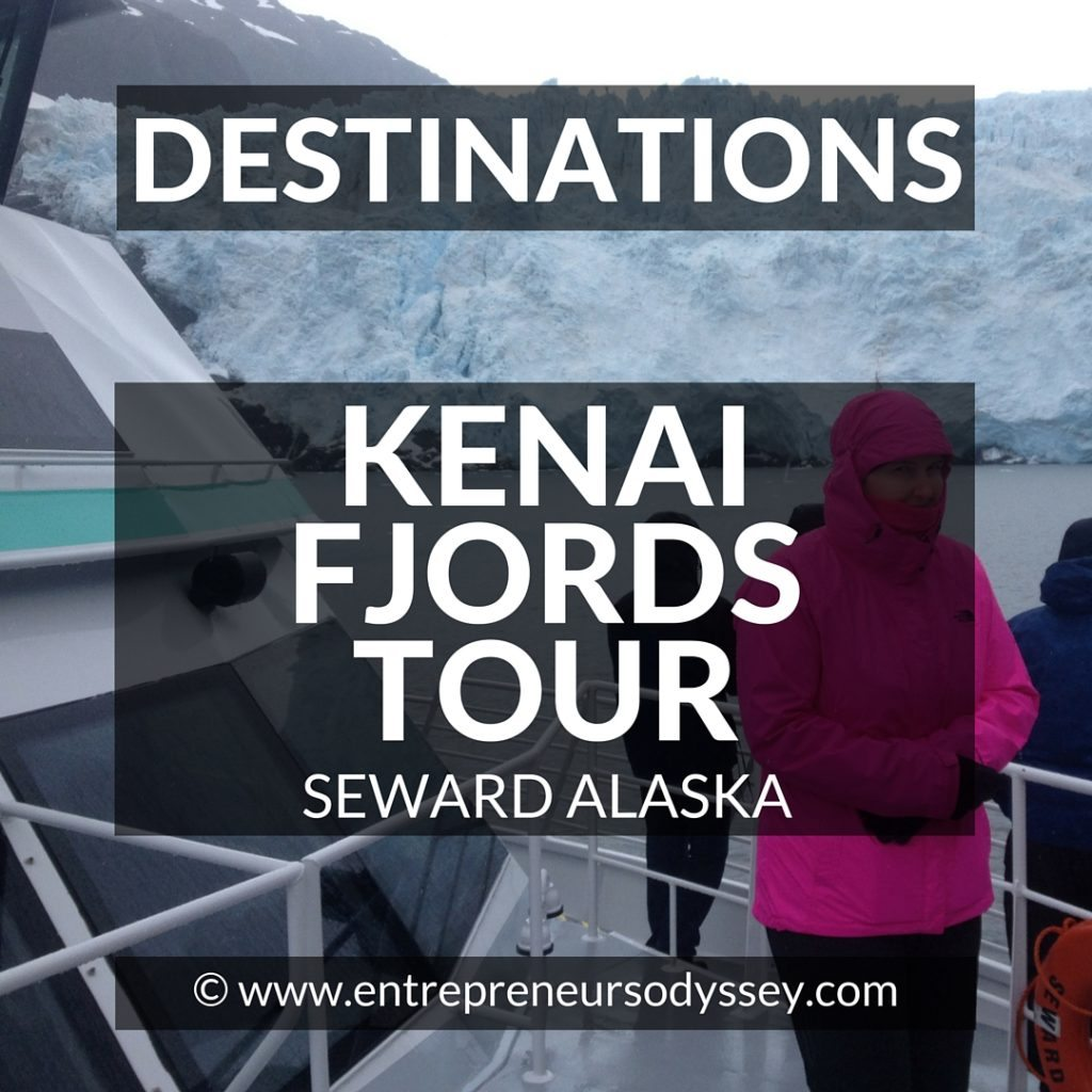 Destination A glimpse of Kenai Fjords Tour in Alaska