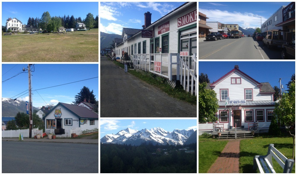Haines village images