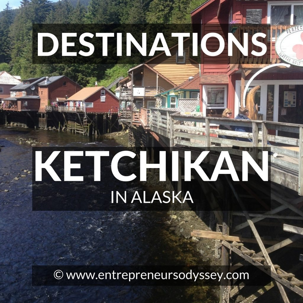 KETCHIKAN IN ALASKA
