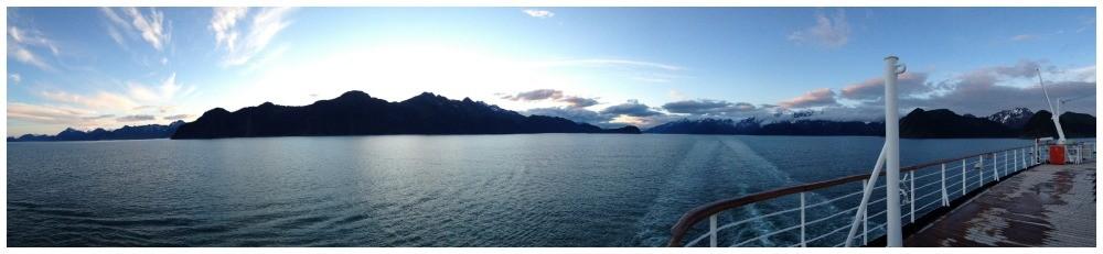 Panorama in Alaska