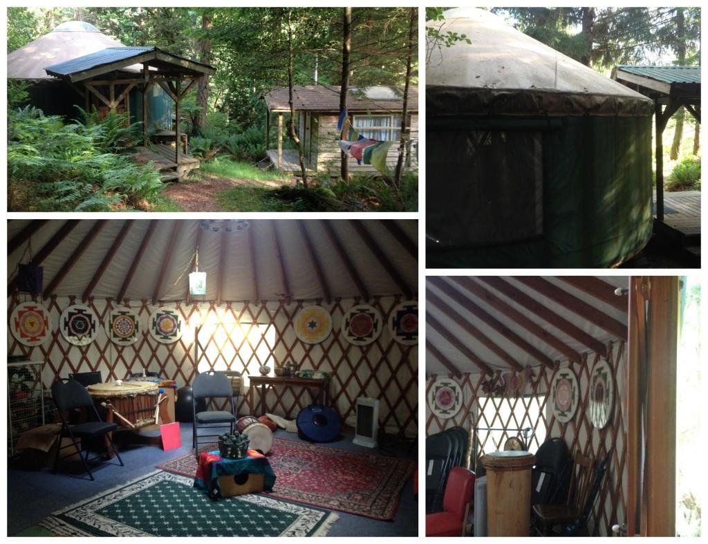 Brian & Shasta's Yurt