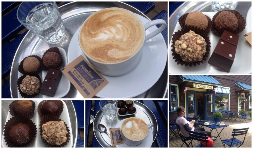 Chocolate Cafe coffee & truffles