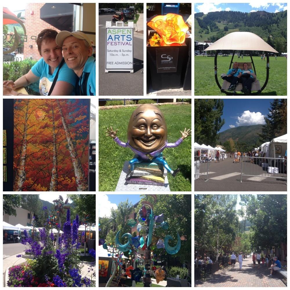Images from Aspen Arts Festival