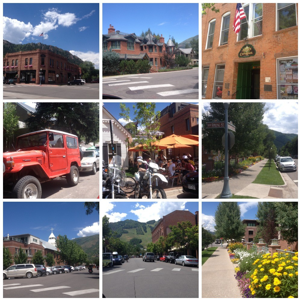Images from Aspen Colorado