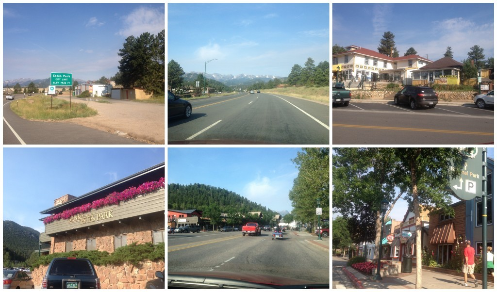 Images from Estes Park