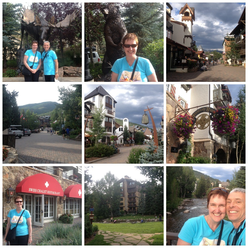 Images from walking around Vail