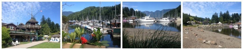 Images from the Marina