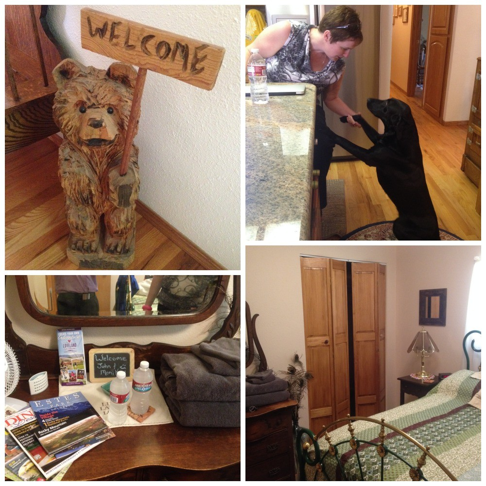 Welcome to Penny & Freds AirBnB place
