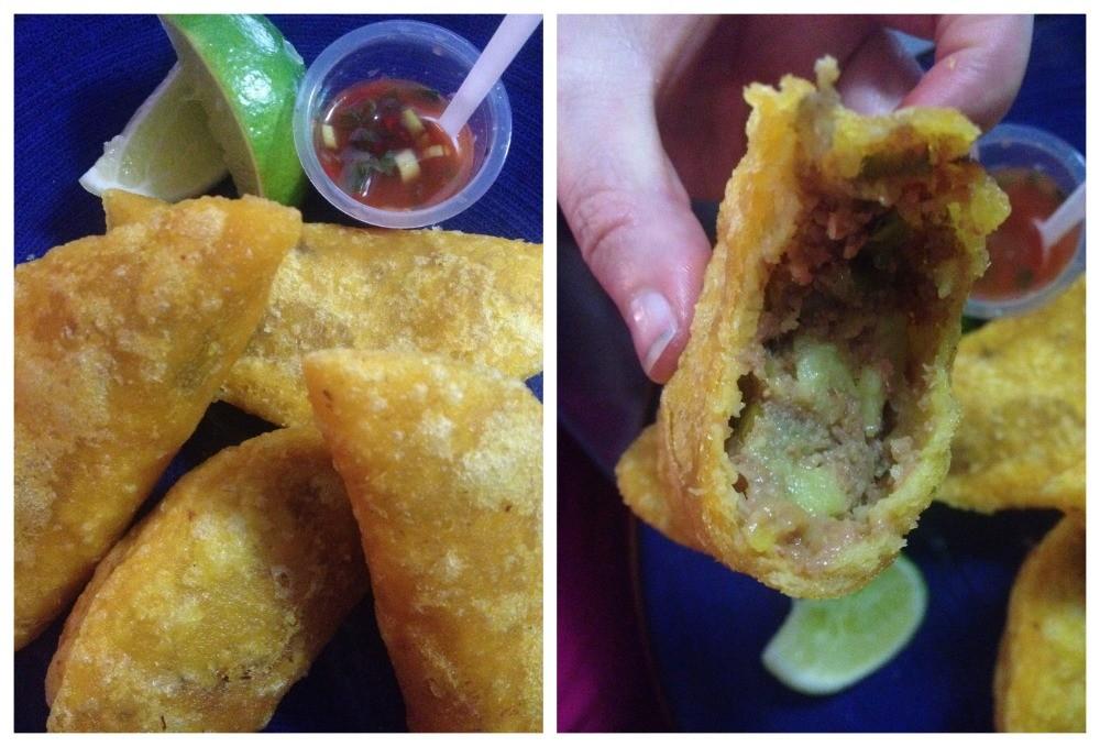 Empanadas from Medellin