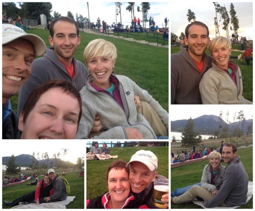 Fun at Dillon amphitheatre