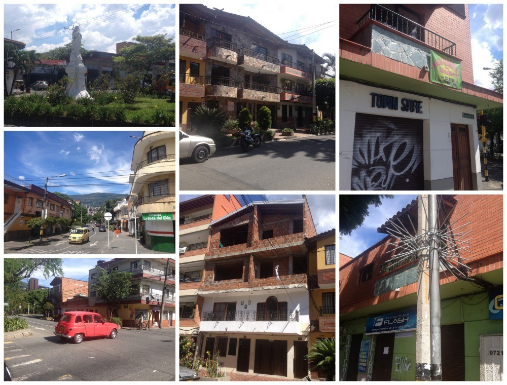 Images from Envigado in Medellin