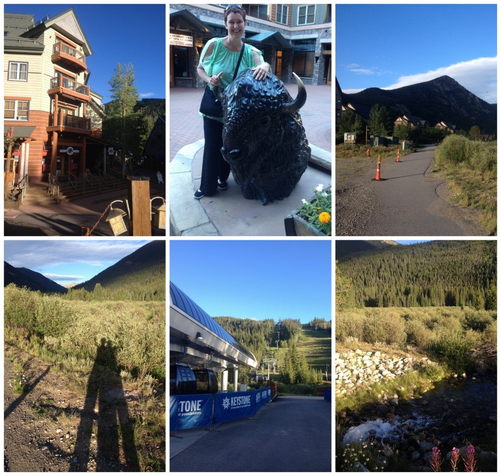 Images from River Run village in Keystone