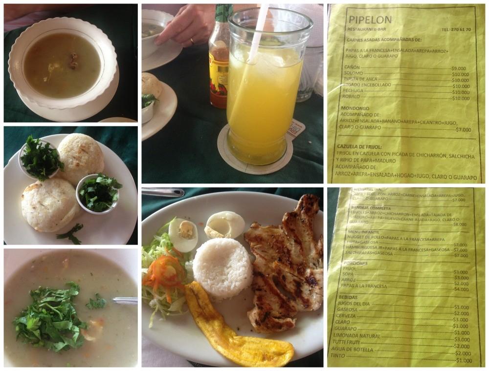 Pipelon restaurant lunch