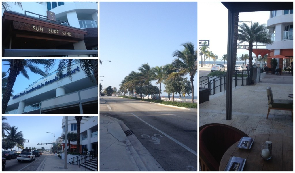 Sun Surf Sand at the Hilton Fort Lauderdale Beach Resort