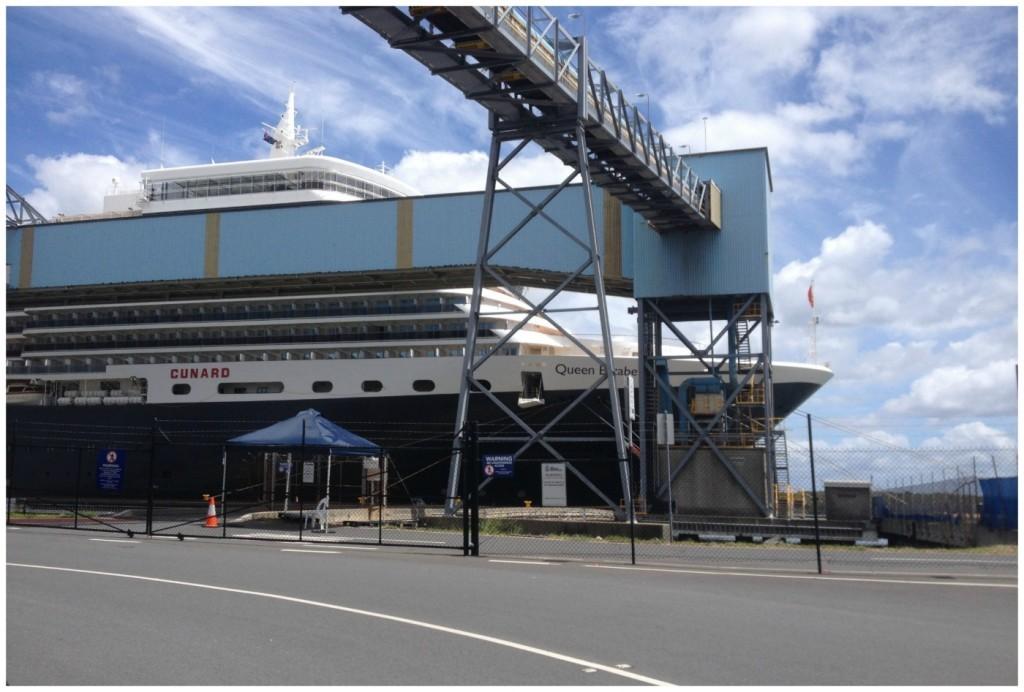 The Brisbane (Grain) Ship Terminal
