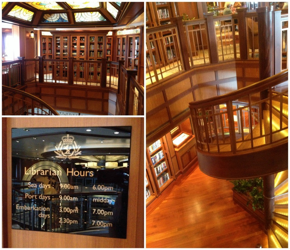 The Library on Queen Elizabeth