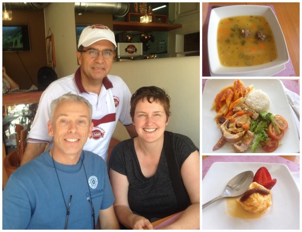 El Supreme restaurante and chef Enrique